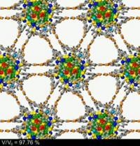 Pressure Moves Molecular Gears