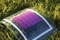 Plastic Solar Cell