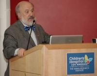 David Warburton, Children's Hospital Los Angeles