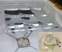 Rogers Solar Lenses