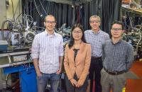 Matthew Langner, Shuyun Zhou, Robert Schoenlein and Yi-De Chuang, Berkeley Lab