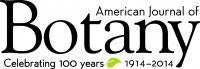 <i>AJB</i> Centennial logo