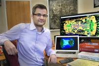 Bjoern Schenke, DOE/Brookhaven National Laboratory