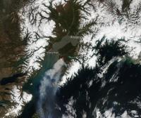 Funny River Fire, Alaska
