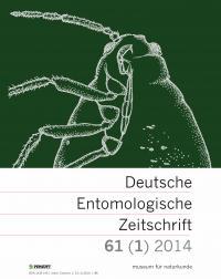 <i>Deutsche Entomologische Zeitschrift</i>