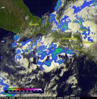 TRMM Image of 93E
