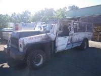 Diesel Powered Mine Vehicle