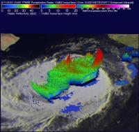 TRMM Image of Nanauk