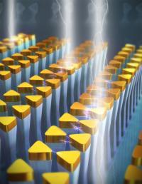 Gold Nanoarrays