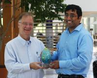 Jay Shendure, 2014 HudsonAlpha Prize Recipient