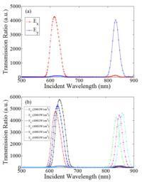 Transmission Characteristics of Model