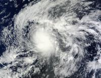 MODIS Image of Wali