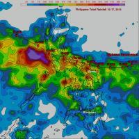TRMM Image of Rammasun
