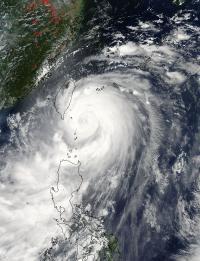 MODIS Image of Matmo