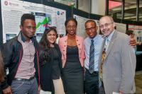 Alexander Gates and LSAMP Scholars, Rutger's University