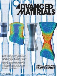 <i>Advanced Materials</i> Cover