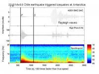 AGO Seismic Signals