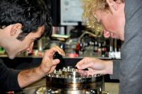 Examining a Nanowire Probe