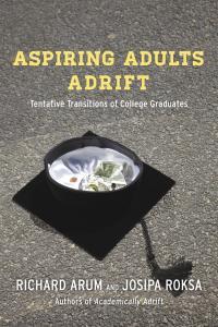 'Aspiring Adults Adrift' Cover
