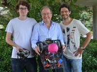 Oliver Glauser, Bernhard Elsener and Robert Flatt, ETH Zurich