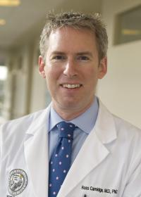 Dr. Ross Camidge, University of Colorado Cancer Center
