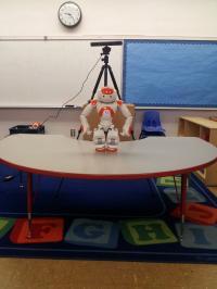 Nao Robot Setup