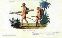 Botocudos Chief Brasil