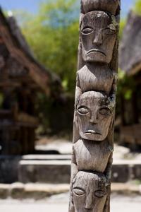 Batak Totem from Sumatra