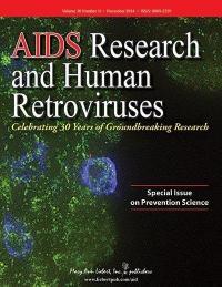 <i>AIDS Research and Human Retroviruses</i>