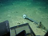 USS Kailua Engine Room Telegraph