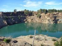 Pit Lake Guadiana