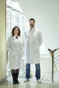 Mirna Perez-Moreno and Donatello Castellana, Centro Nacional de Investigaciones Oncologicas (CNIO)
