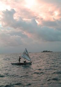 Pacific Ocean Winds