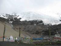 Glacier in Tibet
