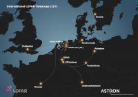 The International Lofar Telescope