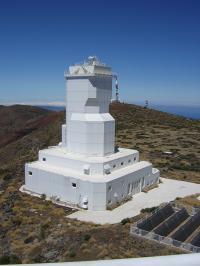 Vacuum Tower Telescope