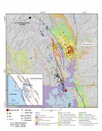 The 2014 South Napa Earthquake
