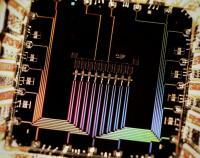 Nine Qubit Device