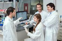 DNA Nanotech Researchers at TUM