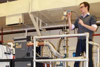 Brad Ramshaw, Los Alamos National Laboratory