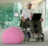 Brain-Controlled Wheelchair