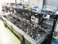 Experimental Setup of Quantum Teleportation Performed in 2013