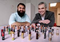 Shoham Bhandra and Daniel Steingart, Princeton University