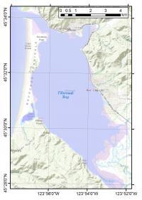 Tillamook Bay, Oregon