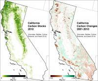 California Carbon Map