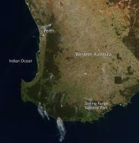 Western Australia's Prescribed Fires Burn