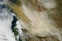 NASA Sees Calbuco Volcano Erupt