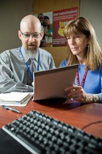 Flu epidemiology research
