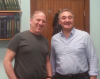 Dr. Eran Tauber and Dr. Ezio Rosato, University of Leicester
