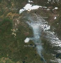 Wildfires Beginning Early in Saskatchewan